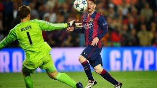 getlinkyoutube.com-Lionel Messi - Vs Best Goalkeepers In The World | HD
