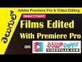 తెలుగులో Adobe Premiere Pro & Video Editing: 05 - Films Edited with Premiere Pro