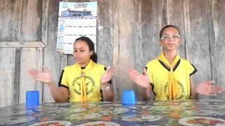 getlinkyoutube.com-Desafio do copo com o hino dos desbravadores