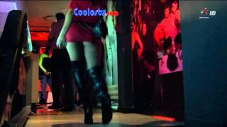 getlinkyoutube.com-Ma Fernanda Yepez Upskirt Tanga Microvestido Rojo HD