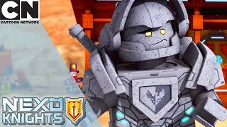 NEXO Knights | Western Rock | Cartoon Network