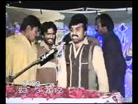 Zakir Qazi Waseem Abbas - 22 March 2012 Majlis - Jashan e Narooz New Qaseeday Part 6-6
