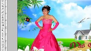 getlinkyoutube.com-Fotomontaje en photoshop de manera profesional (capa por capa)
