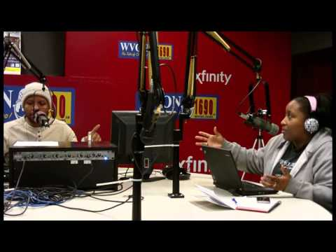 March 3rd, 2013 - The Sports Cypher - Derrick Rose Debate with AJ Harris of Blue Dude Sports