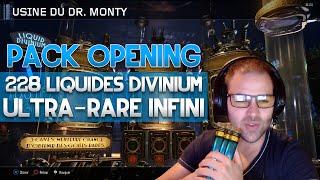 getlinkyoutube.com-[PACK OPENING] 228 Liquides Divinium: Ultra-rare à l'infini !