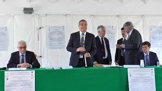 Processo Penale a Villa Piccolo - www.canalesicilia.it