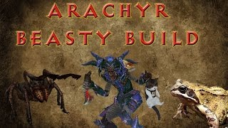 getlinkyoutube.com-[Diablo 3] PTR 2.4 Witch Doctor Arachyr Beasty Build!!!