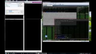 getlinkyoutube.com-Exploiting/Fuzzing with Metasploit + Immunity Debugger (Vulnserver Buffer Overflow)