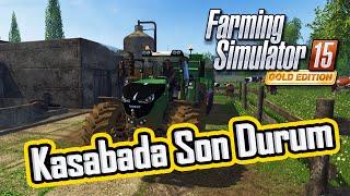 getlinkyoutube.com-Farming Simulator 15 Multiplayer - Kasabada Son Durum!