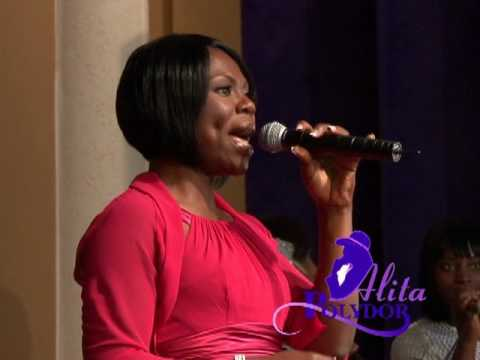 Alita Polydor 2010 LIVE Gospel Concert DVD