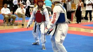 getlinkyoutube.com-TaeKwonDo Sparring | Master Alex Lee of Lee's Korean Martial Arts