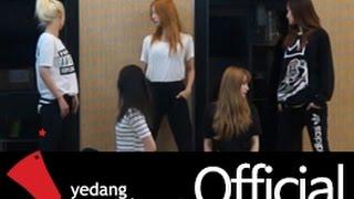getlinkyoutube.com-[EXID(이엑스아이디)] 아예 Ah Yeah 안무 연습 영상 Original Ver.