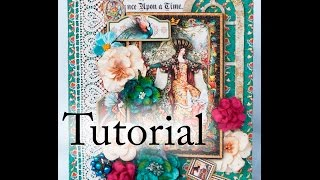 Graphic 45 Enchanted Forest Tutorial