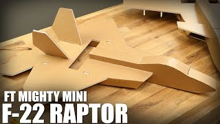 getlinkyoutube.com-FT Mighty Mini F-22 Raptor Build | Flite Test
