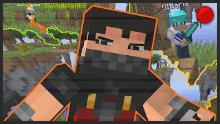 getlinkyoutube.com-Minecraft: LuckyBlock Wars - حرب مكعبات الحظ انا قوى