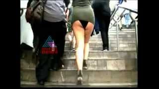 """getlinkyoutube.com-""""If u only wear inner clothings, you will get dress for free"""", Funny shopping in France"""
