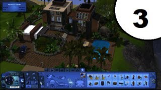 getlinkyoutube.com-The sims 3│Let's build a Tropical Villa (Part.3)