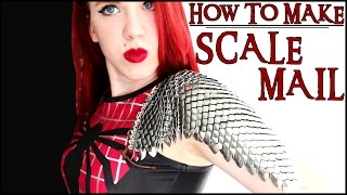 How to Make Scalemail