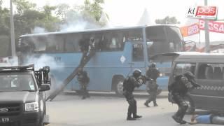 getlinkyoutube.com-Demonstrasi Keganasan Oleh  ATM Sempena Hari Belia Negara 2012 24/5/2012