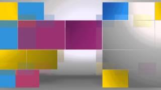getlinkyoutube.com-خلفية مونتاج - مربعات ملونه HD