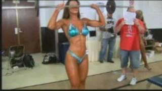 getlinkyoutube.com-Jelena Abbou: Pump Room before competition