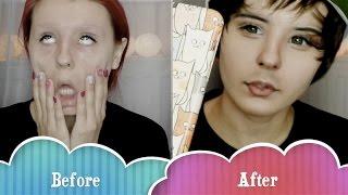 Хэллоуин | EeOneGuy макияж урок by Anastasiya Shpagina