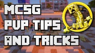 getlinkyoutube.com-MCSG: PvP Tips & Tricks