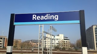 getlinkyoutube.com-Full Journey on South West Trains from Reading to London Waterloo