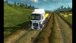 Euro Truck Simulator 2 Ford Cargo 1846 T İle Harfiyat
