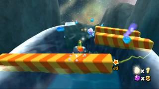 getlinkyoutube.com-Let's Play Super Mario Galaxy 2 Partie 25 : Le repos du Luigi