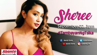 Viva Hot Babe Sheree Bautista @ Tambayan ng Tsika! (Recorded Earlier)