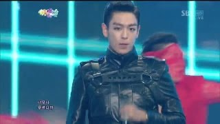 getlinkyoutube.com-빅뱅 [One Of A Kind / 크레용 / Fantastic Baby] @SBS 가요대전 The Color of K-pop 20121229