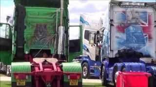 Truckfest Original @ Newark 2014. The Event, ft Lizard lick towing, Monster Trucks, FMX & More.