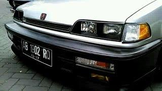 getlinkyoutube.com-STANCE: Clean and Low 1990 Civic Sedan
