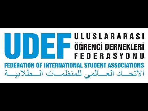 UDEF Tanıtım Videosu - 2015