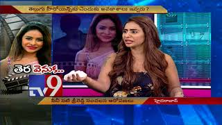 Sri Reddy : Blame pushed on Heroine for a movie flop - TV9