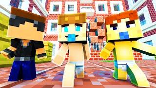 getlinkyoutube.com-Minecraft - WHO'S YOUR DADDY - BABY GOES TO SCHOOL ?!