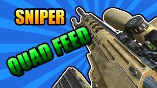 "getlinkyoutube.com-""QUAD FEED FINAL KILLCAM?!"" NukeTown Sniping - Call of Duty Black Ops 2 LIVE Commentary"