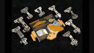 getlinkyoutube.com-How to Install Concealed hinges on cabinets and doors with Hingemark