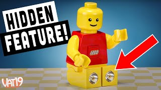 getlinkyoutube.com-LEGO Torch Flashlight