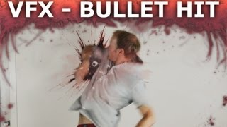 getlinkyoutube.com-How to Make Realistic Looking Bullet Hit Effects - Visual Effects 101