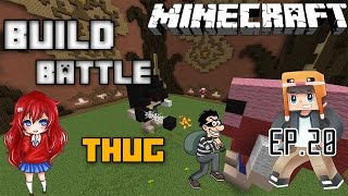 getlinkyoutube.com-[ Minecraft Build Battle ] Ep.20 อย่าฆ่าพี่ขวัญ w/KNCraZy
