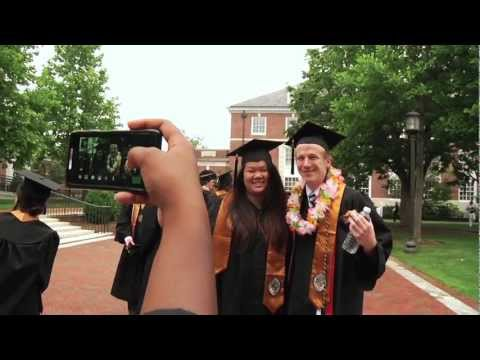 Johns Hopkins University Commencement 2012