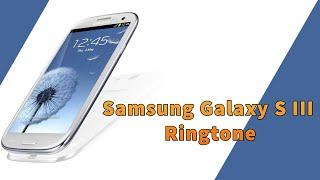 getlinkyoutube.com-Samsung Galaxy S III   نغمة