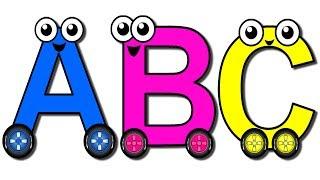 "getlinkyoutube.com-""Chant the Alphabet"" - Learn ABCs, Teach Letters, Kids Nursery Song, Baby & Toddler Learning"