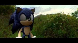 getlinkyoutube.com-Sonic - la película Fan FullHD (sub español)