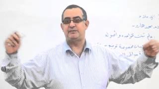 getlinkyoutube.com-دورة شرح كتاب قواعد الإملاء (عبد السلام هارون) للأستاذ / السيد أحمد ابراهيم ج1
