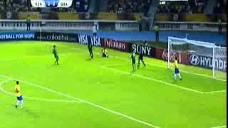 getlinkyoutube.com-ملخص الشوط الأول من مباراة السعودية × البرازيل في كأس العالم للشباب