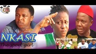 getlinkyoutube.com-Nkasi the Sport Girl    - 2014 Nigeria Nollywood Movie