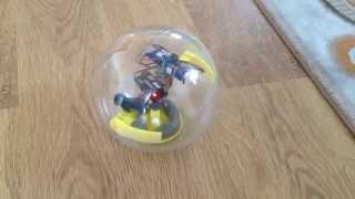 getlinkyoutube.com-DIY BB8 droid final test before paint  [RCnerd.net]